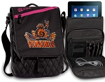 UVA Peace Frog Tablet Bags & Cases Pink