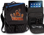 UVA Peace Frog Tablet Bags & Cases Blue