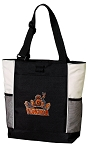 UVA Peace Frog Tote Bag W
