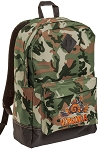 UVA Peace Frog Camo Backpack