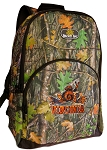 UVA Peace Frog Backpack REAL CAMO DESIGN
