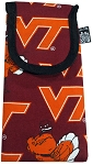 Virginia Tech Phone Glasses Case