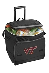 Virginia Tech Rolling Cooler Bag