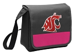 Washington State Lunch Bag Cooler Pink