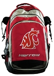 Washington State Harrow Field Hockey Backpack Bag Red