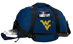 West Virginia Duffle Bag Navy