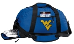 WVU Duffle Bag Royal