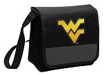 WVU Lunch Bag Cooler Black