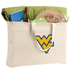 West Virginia Jumbo Tote Bag