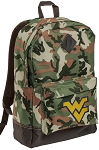 West Virginia Camo Backpack