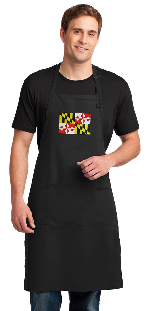Maryland Large Apron