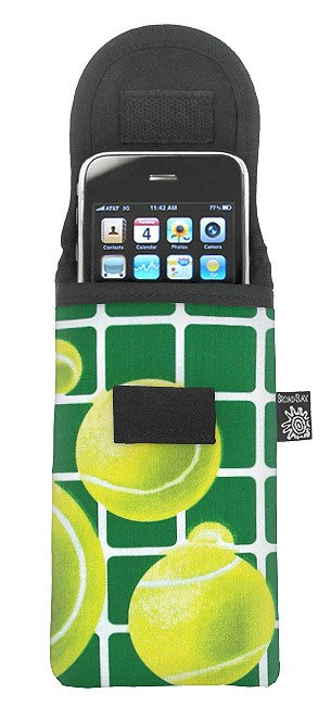 TENNIS Phone Case Glasses Holder