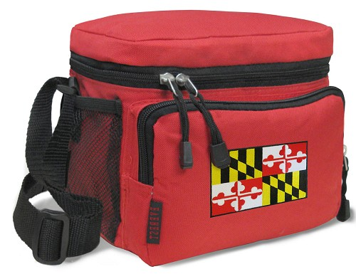 Maryland Lunch Bag Navy