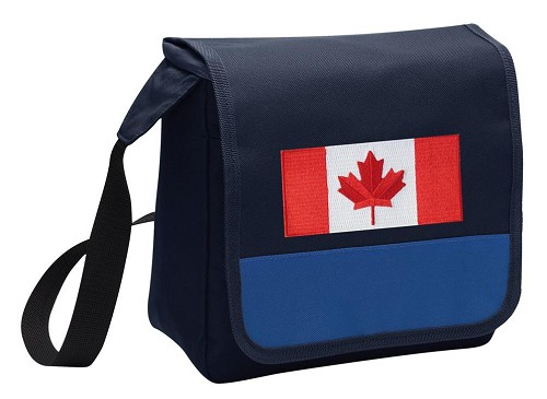Canada Lunch Bag Tote