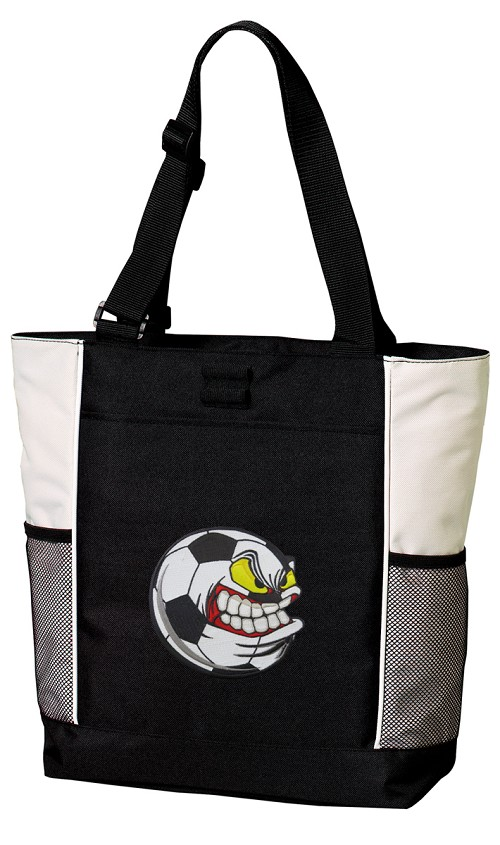 Soccer Fan Tote Bag