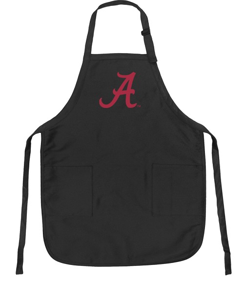 Alabama Apron Black