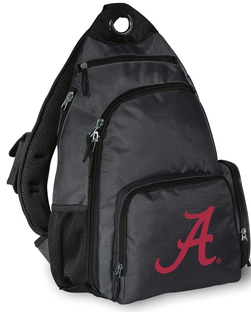 Alabama Logo Sling Backpack