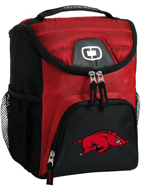 University of Arkansas Razorbacks Lunch Cooler Bags