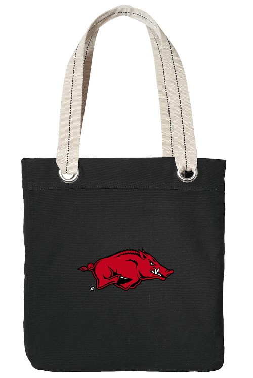 University of Arkansas Razorbacks Tote Bag