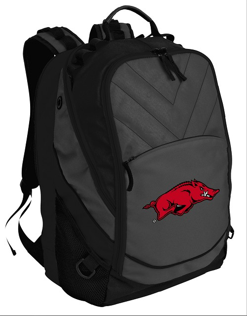 Arkansas Razorbacks Computer Backpack