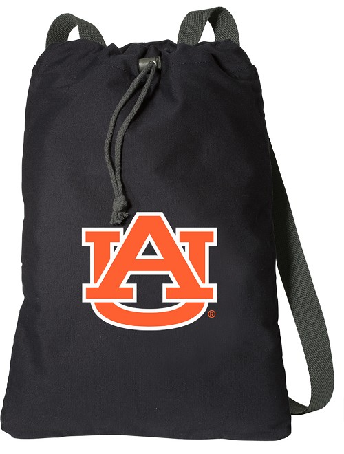 Auburn Cotton Drawstring Bag