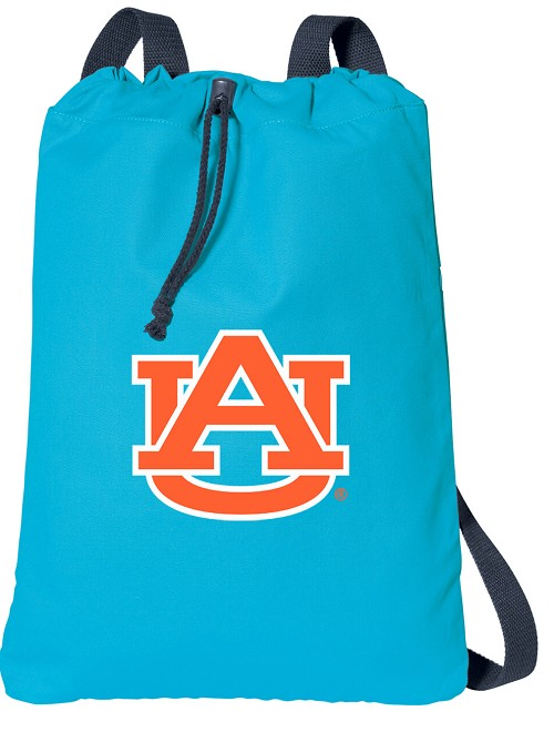 Auburn Cotton Drawstring Bags