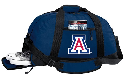 University of Arizona Wildcats Duffle Bags