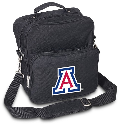 Arizona Wildcats Small Utility Messenger Bag or Travel Bag