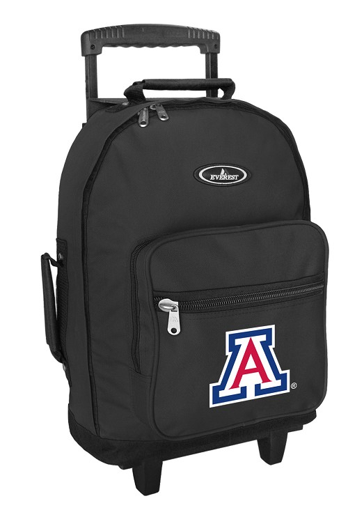 University of Arizona Wildcats Rolling Backpack