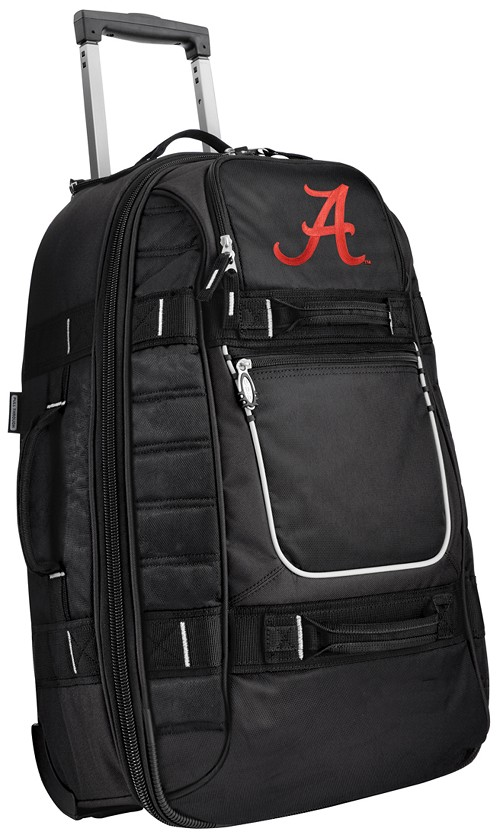 University of Alabama CarryOn Suitcase