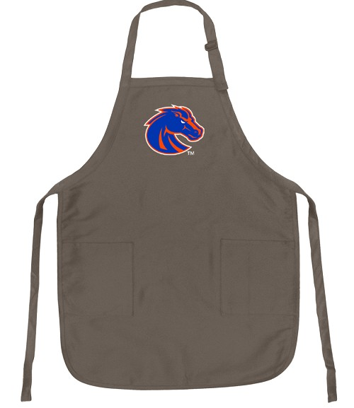 Boise State Apron OFFICIAL
