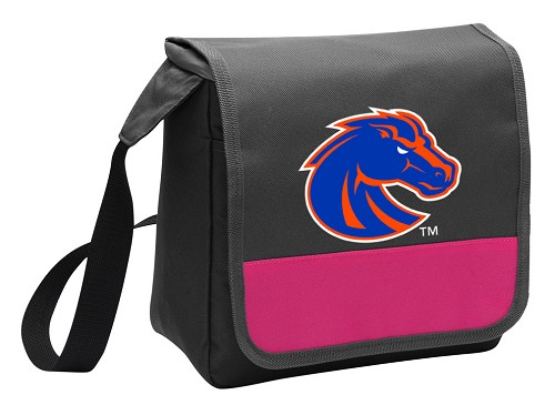 Boise State Lunch Bag Cooler Pink
