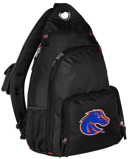 Boise State Cross Body Backpack