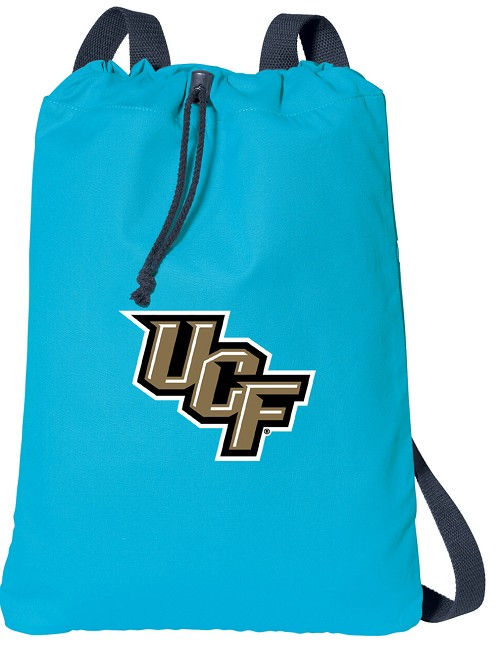 UCF Knights Cotton Drawstring Bags