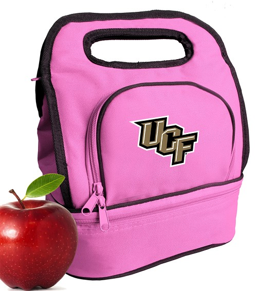 UCF Knights Lunch Bag Pink