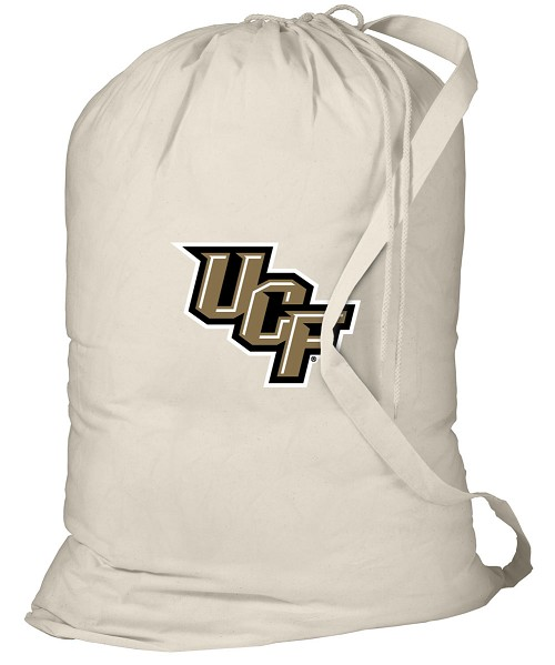 UCF Laundry Bag Natural