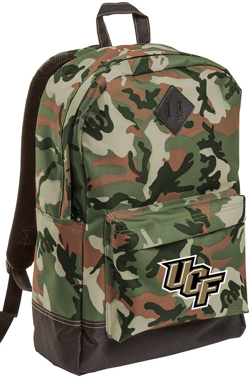 UCF Knights Camo Backpack