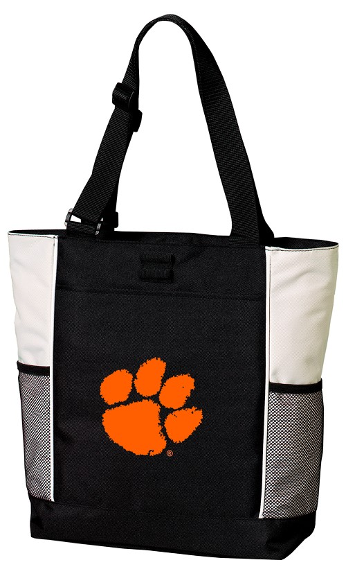 Clemson Tote Bags