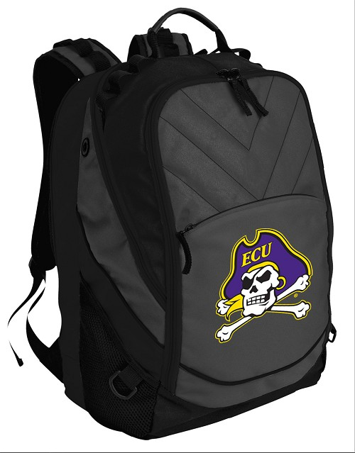 ECU Pirates Computer Backpack