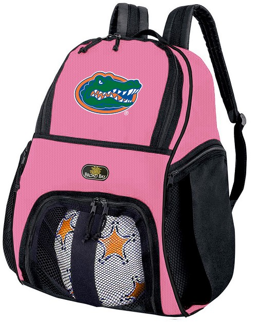 Girls University of Florida Soccer Backpack or Florida Gators Volleyball Bag