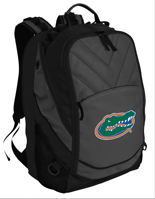 Florida Gators Deluxe Laptop Backpack Black
