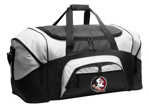 FSU Duffle Bag Black
