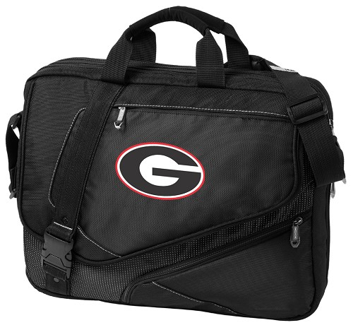 Georgia Bulldog Laptop Computer Bag