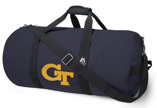 Georgia Tech Duffel Bag Official NCAA Logo