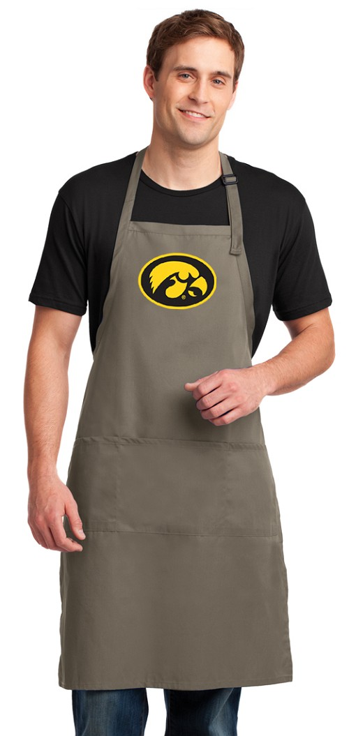 University of Iowa Hawkeyes Apron LARGE