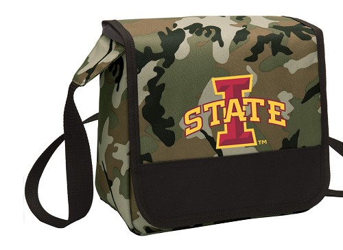 Iowa State Lunch Bag Cooler Camo
