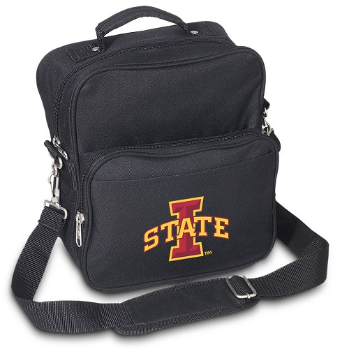 Iowa State Small Utility Messenger Bag or Travel Bag