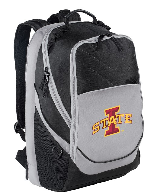 ISU Backpack w/ Laptop Section