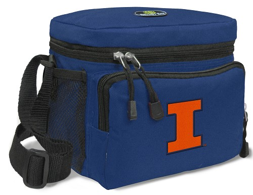 Illini Lunch Bag University of Illinois Lunch Boxes
