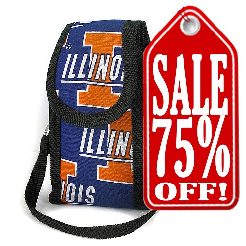 University of Illinois Illini Cell Phone Case PHONE COVER HOLDER